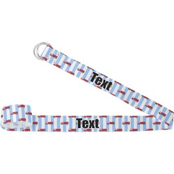 Firetruck Yoga Strap (Personalized)