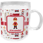 Firefighter for Kids Acrylic Kids Mug (Personalized)