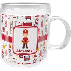Firefighter Acrylic Kids Mug (Personalized)