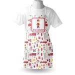 Firefighter Apron (Personalized)