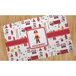 Firefighter Area Rug (Personalized)