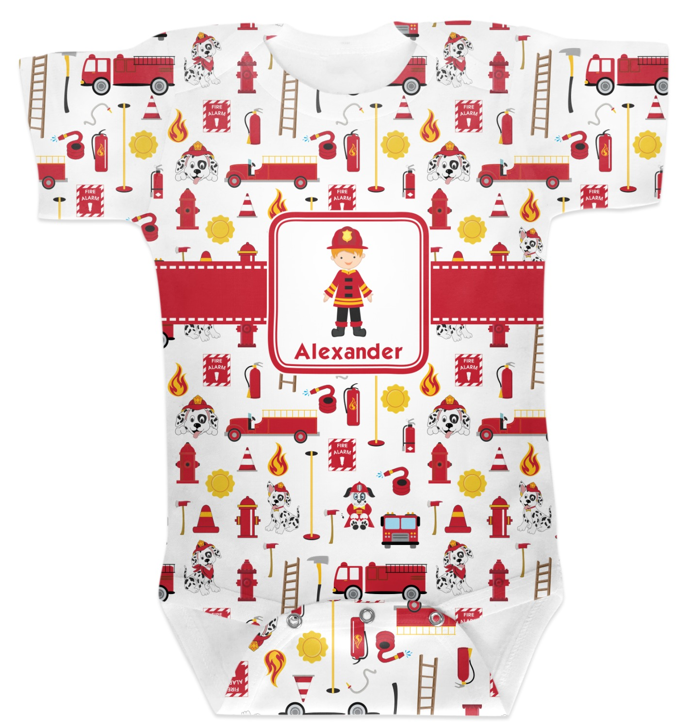 Firefighter Baby Room Accessories