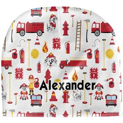 Firefighter Baby Hat (Beanie) (Personalized)