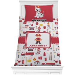 Firefighter for Kids Comforter Set - Twin (Personalized)