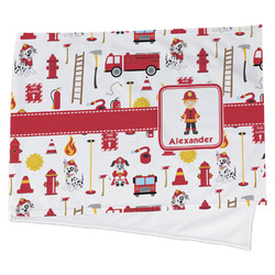 Firefighter Character Cooling Towel (Personalized)