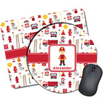 Firefighter Character Mouse Pads (Personalized)