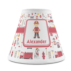 Firefighter Character Chandelier Lamp Shade (Personalized)