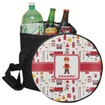 Firefighter Character Collapsible Cooler & Seat (Personalized)