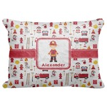 "Firefighter for Kids Decorative Baby Pillowcase - 16""x12"" (Personalized)"