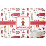 Firefighter Dish Drying Mat (Personalized)