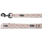Firefighter Character Deluxe Dog Leash (Personalized)