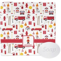 Firefighter for Kids Wash Cloth (Personalized)
