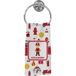 Firefighter for Kids Hand Towel - Full Print (Personalized)
