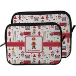 Firefighter for Kids Laptop Sleeve / Case (Personalized)