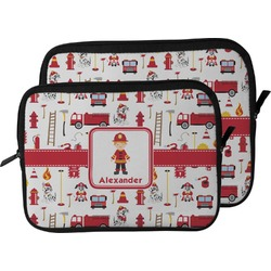 Firefighter Laptop Sleeve / Case (Personalized)
