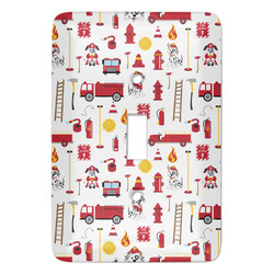 Firefighter for Kids Light Switch Covers - Multiple Toggle Options Available (Personalized)