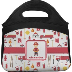 Firefighter Lunch Tote (Personalized)
