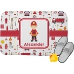Firefighter for Kids Memory Foam Bath Mat (Personalized)