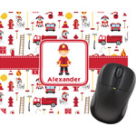 Firefighter for Kids Mouse Pads (Personalized)