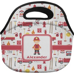Firefighter Lunch Bag (Personalized)