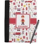 Firefighter for Kids Notebook Padfolio (Personalized)