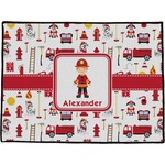 Firefighter for Kids Door Mat (Personalized)