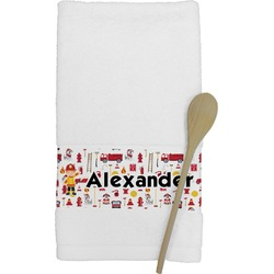 Firefighter for Kids Kitchen Towel (Personalized)