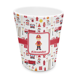 Firefighter for Kids Plastic Tumbler 6oz (Personalized)