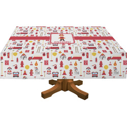 Firefighter for Kids Tablecloth (Personalized)