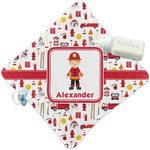 Firefighter for Kids Security Blanket (Personalized)