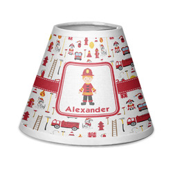 Firefighter for Kids Chandelier Lamp Shade (Personalized)