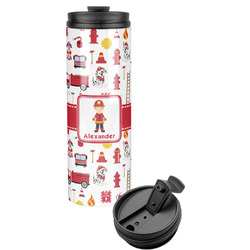 Firefighter for Kids Stainless Steel Travel Tumbler (Personalized)