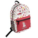 Firefighter for Kids Student Backpack (Personalized)