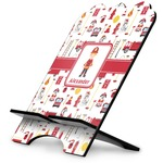 Firefighter for Kids Stylized Tablet Stand (Personalized)