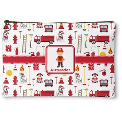 Firefighter Zipper Pouch (Personalized)