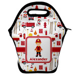 Firefighter for Kids Lunch Bag (Personalized)