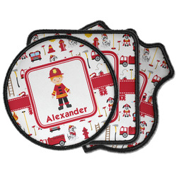 Firefighter for Kids Iron on Patches (Personalized)