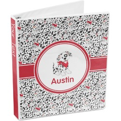 Dalmation 3-Ring Binder (Personalized)