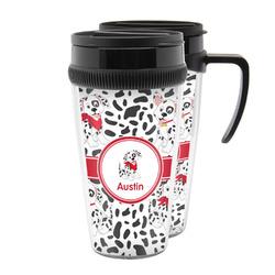 Dalmation Acrylic Travel Mugs (Personalized)