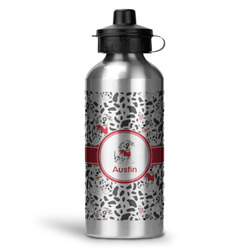 Dalmation Water Bottle - Aluminum - 20 oz (Personalized)