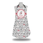 Dalmation Apron (Personalized)