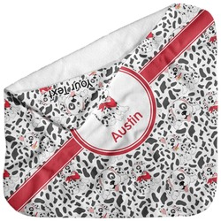 Dalmation Baby Hooded Towel (Personalized)