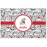 Dalmation Woven Mat (Personalized)