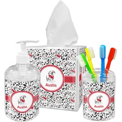 Dalmation Bathroom Accessories Set (Personalized)