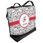 Dalmation Beach Tote Bag (Personalized)