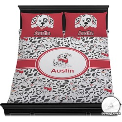 Dalmation Duvet Cover Set (Personalized)