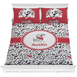 Dalmation Comforter Set (Personalized)