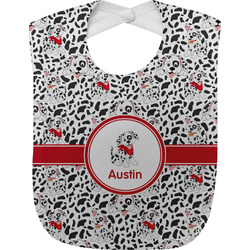 Dalmation Baby Bib (Personalized)