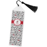 Dalmation Book Mark w/Tassel (Personalized)