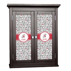 Dalmation Cabinet Decal - Large (Personalized)